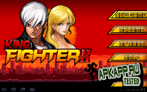 King Fighter Ⅱ Elite v1.1