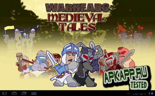 WARHEADS: MEDIEVAL TALES v1.003