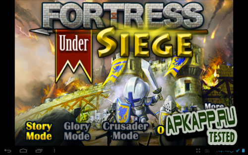 Fortress Under Siege v.1.02