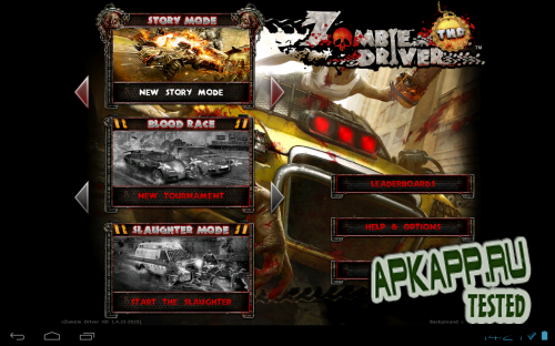 Zombie Driver THD v.1.2