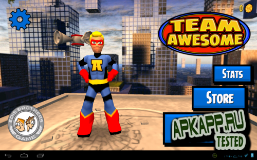 Team Awesome v.1.0.5